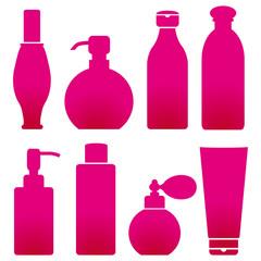 Kosmetik Pflege Verpackung