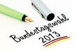 Füller - Bundestagswahlen 2013