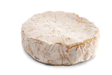 Wheel of soft cheese