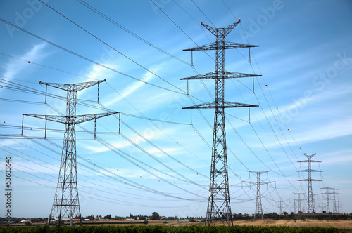 Rural High Voltage Electricity
