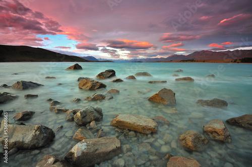 Lake Tekapo, New Zealand - 53688663