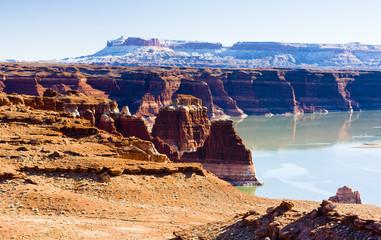 Lake Powell, Glen Canyon, Utah, USA