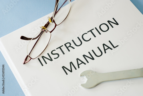 instruction manual
