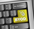 "Keyboard Illustration ""BYOD - Bring Your Own Device"""