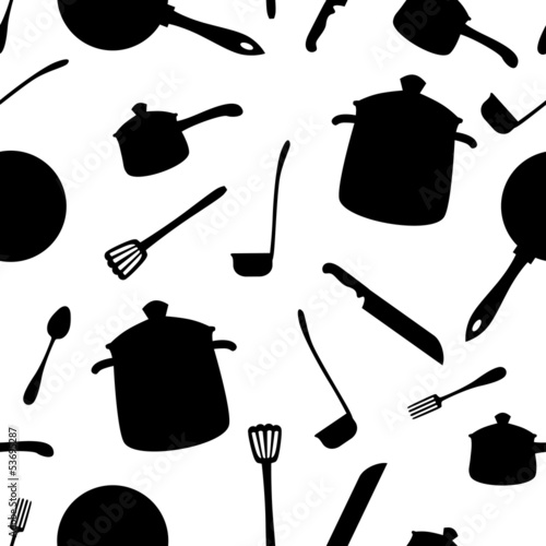 Kitchenware pattern