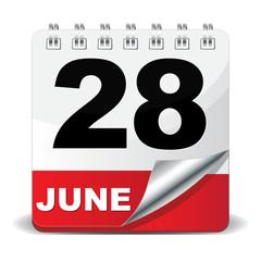 28 JUNE ICON