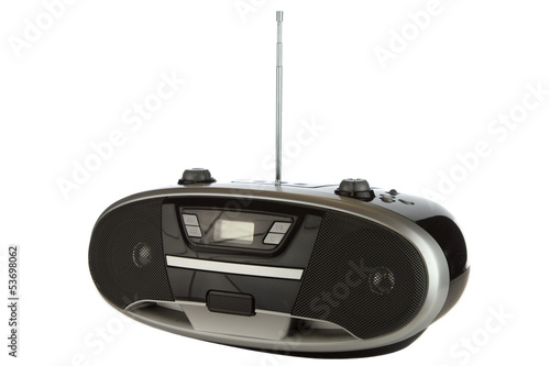 CD Radio Stereo Cassette Player