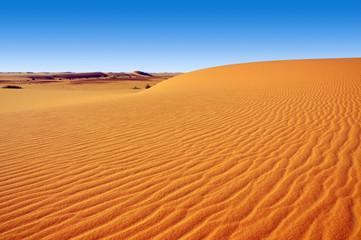 Dunes in Saudi Arabia