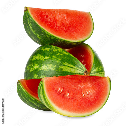 water melon stack