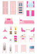 Girl's room / furniture