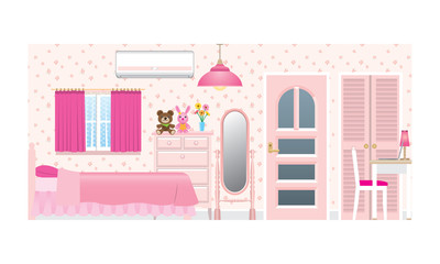 Girl's room / Type1