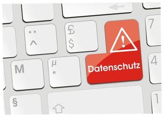 clavier datenschutz