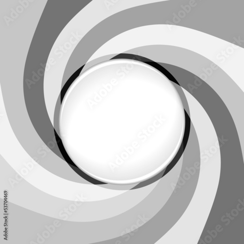 Abstract gray background with whirlpool