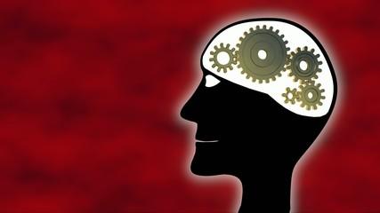 Brain activity, mental disorder