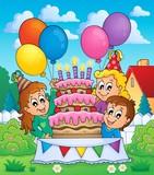 Kids party theme image 5