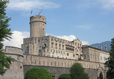fabulous Castle in the city centre of Trento