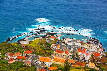 Natural rock pool, Porto Moniz, Madeira