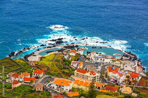 Natural rock pool, Porto Moniz, Madeira - 53709664