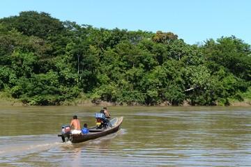 Guayabero river. Colombia