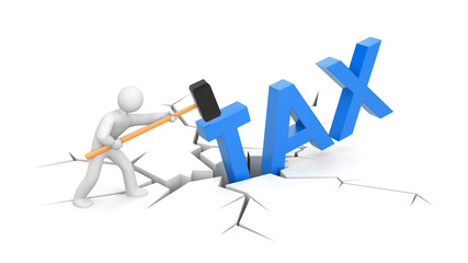 People against taxes