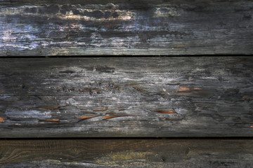 Background - grunge wood with vignette effect