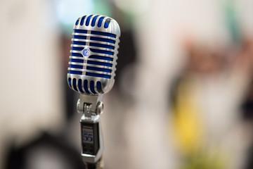 microfono e musica