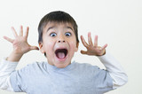 Boy Shouting