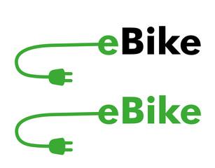 """eBike"" Banner"