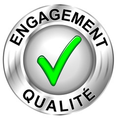 rond engagement qualité