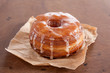 Croissant and doughnut mixture