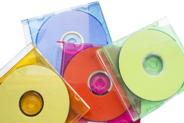 CD in boxed