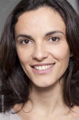 Porträt einer attraktiven Frau