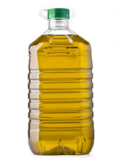 bottle oil