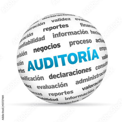 Audit Text Sphere (In Spanish)