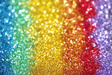 Fototapety Rainbow of lights