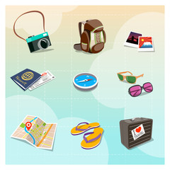 Travel Clipart