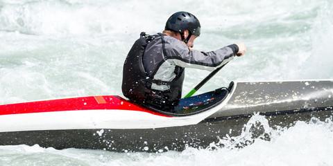 speed canoa