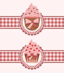 Cupcake ribbon