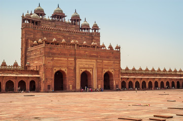 Palace in Fatehpur Sikri