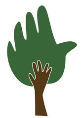 hand-Baum