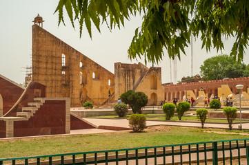 Jantar Mantar in New Delhi