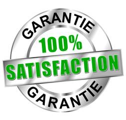 Icône satisfaction garantie