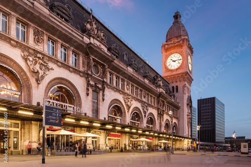 Gare de Lyon, Paryż