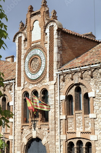 Archivo Provincial,Teruel,Aragon,Spain
