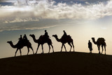 Camel riding in Thar Desert