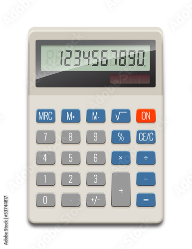 Calculatrice vectorielle 1