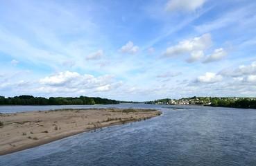 Montsoreau et Loire