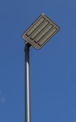Moderne LED-Straßenlaterne