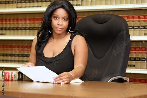 Woman Lawyer