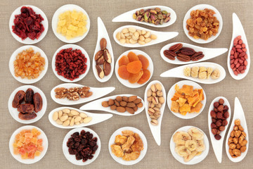 Nut and Fruit Sampler